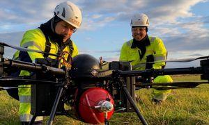 Droneselskap med eventyrlig vekst