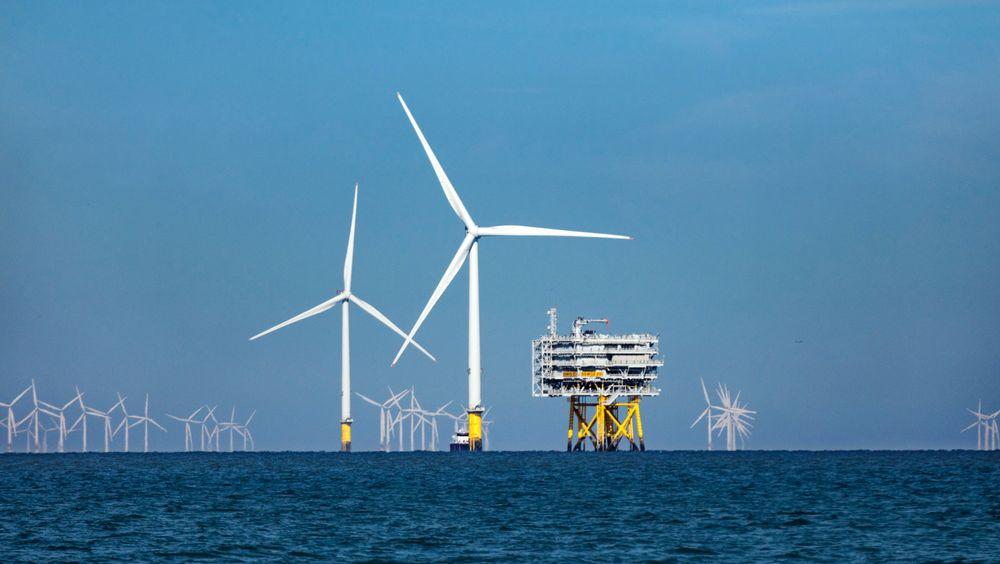 Offshore vind er i rask vekst over hele Europa.