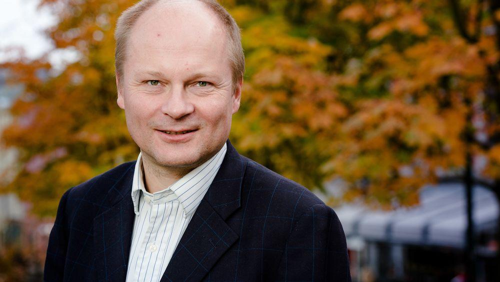 Statssekretær Hans Andreas Lunde, nærings- og fiskeridepartementet.