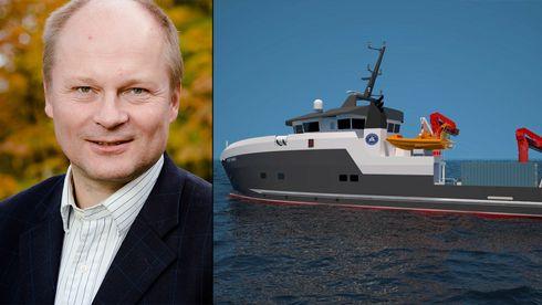 Nederlandsk verft fikk krisepenger tiltenkt norske verft: – Hadde vært veldig fint hvis kontrakten hadde gått til et norsk verft