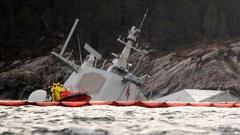 Skal avdekke sikkerhetsproblemer på Helge Ingstad før ulykken: Rapport klar i april