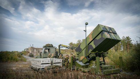 Indonesia og Litauen gjorde store byks på norsk våpeneksport-statistikk