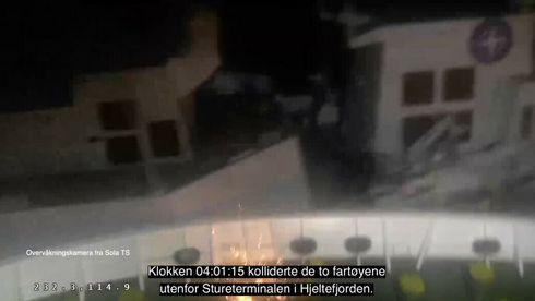 Hvem hadde ansvaret for det som skjedde like etter Helge Ingstad-kollisjonen? Svaret er like rundt hjørnet