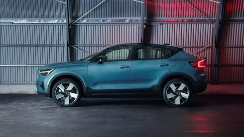 Volvos nye elbil kommer til høsten