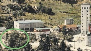 I 60 år har 5000 tonn radioaktivt gruveslagg ligget her:– Veldig glad for at det endelig skjer noe