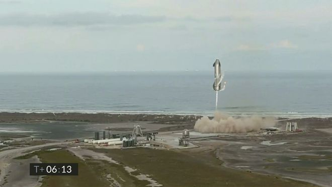SpaceX-rakett eksploderte etter vellykket testflygning