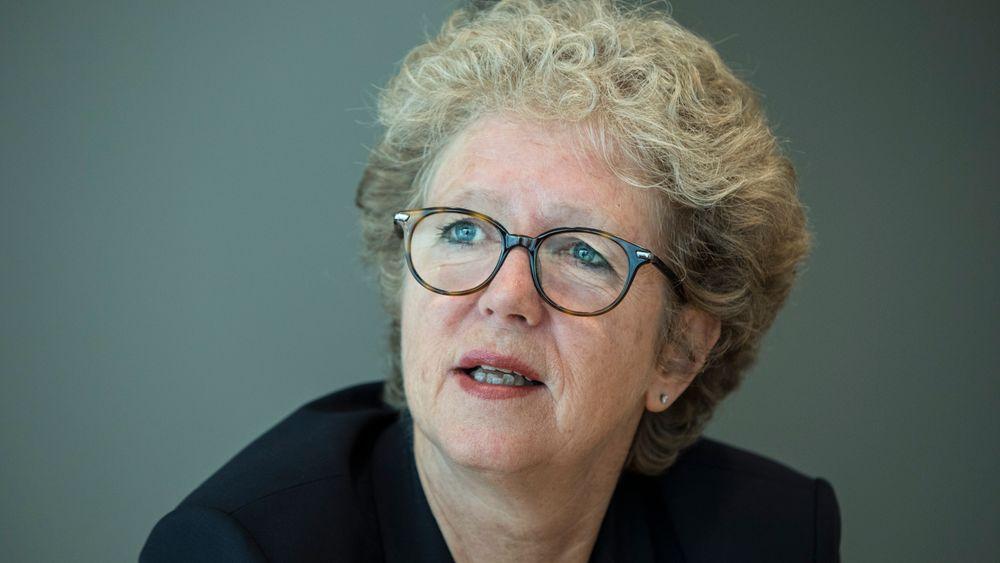 Hydros konsernsjef Hilde Merete Aasheim mener salgt av Rolling vil styrke gjennomføringen av selskapets strategi og gi Hydro en bedre posisjon innenfor lavkarbonaluminium.