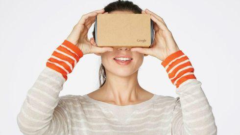 Slutt for pionér-produktet: Nå kan du se langt etter Googles Cardboard-briller