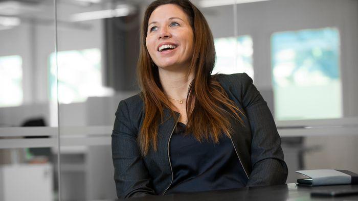 Nå som Vaccibody har mer enn 50 ansatte, bruker Agnete Fredriksen mer tid på personalpolitikk og det å bygge selskap enn forskning. Men hun er fortsatt med på å legge strategiske planer og vurdere forskningsdata.