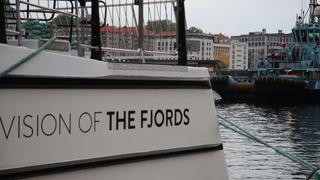 Grønt skipsfartsprogram har visjoner om utslippsfri skipsfart med norsk teknologi.  Fra Bergen Havn.