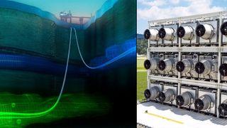 Nå blir Northern Lights et eget selskap – og lanserer prosjekt med CO2-fangst direkte fra lufta