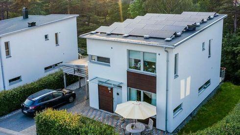 Schive batterier solenergi hjemmebatteri kombiløsning sol ess bmz styringssystem incentiver strømpris