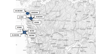 Hardt presset kraftnett i bergensområdet: Ti industriprosjekter har fått nei