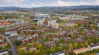 Moholt stuentby, Trondheim