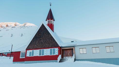 De fulgte anbefalinger fra Matteusevangeliet da kirken på Svalbard ble rehabilitert