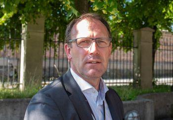 Morten Gjellerud, direktør for programorganisasjonen Mast og Mime i Forsvarsmateriell.