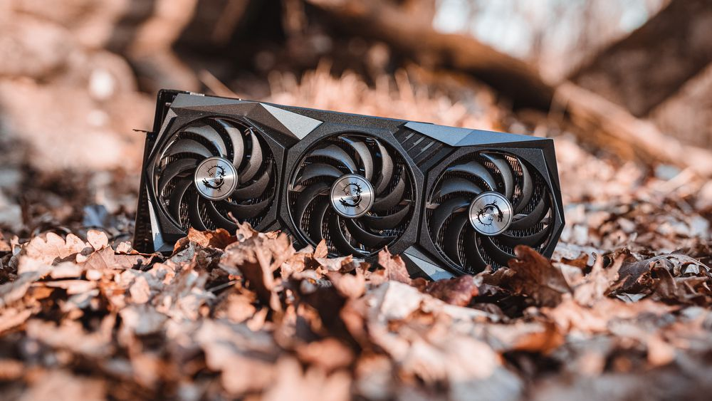 TEST: MSI RTX 3060 Ti Gaming X Trio