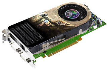Asus GeForce 8800 GTS 320 MB