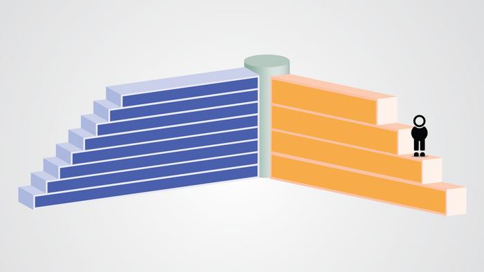 De ulike byenes fremgangsmåte kan forklares med en trappetrinn-illustrasjon. – Oslo har innført bompenger trinn for trinn, og økt kostnadene med små steg, mens Gøteborg gikk fra ingenting til en ganske tøff bomring, sier Cicero-forsker Anders Tønnessen.