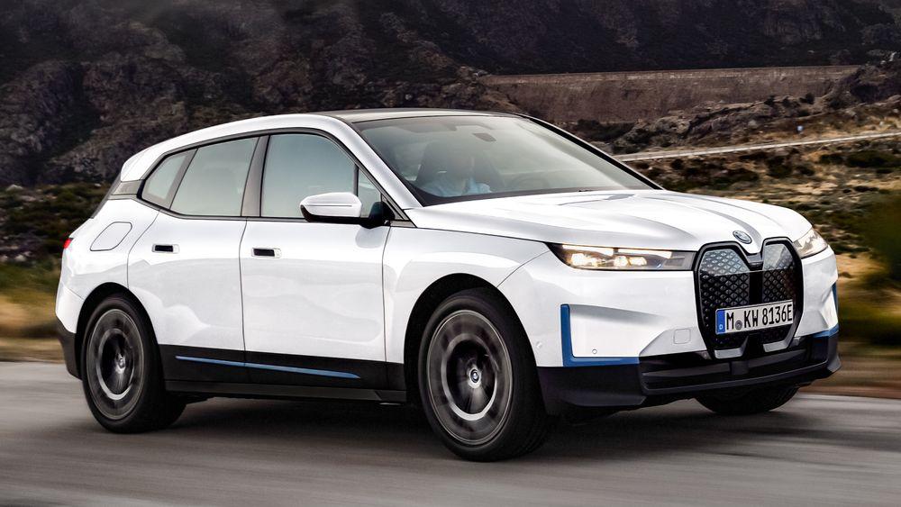 Nå er prisene på BMW iX klare.