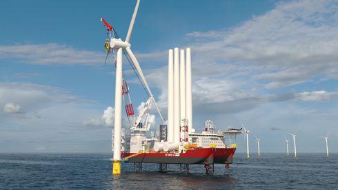 Dominion Energy har bestilt ett havvind installasjonsskip av typen  Gusto MSC NG-16000X-SJ. Det kan stå på inntil 70 meters dyp. Det bygges ved Keppel AmFELS i USA på grunn av lovgivningen, Jones Act. Skipet blir 144 meter langt, 56 meter bredt og stikker 11,5 meter dypt. Kranen fra Huisman får en armlengde på 130 meter og kan løfte 2.200 tonn.
