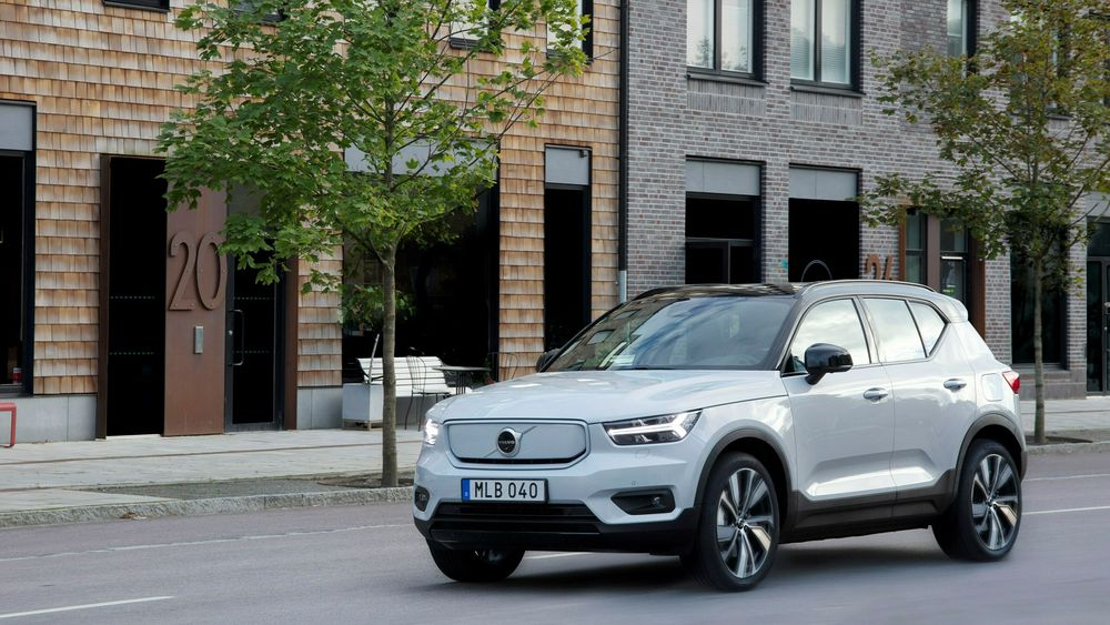 Hva er rett farge? Det skal du vurdere på nett når Volvo går over til netthandel. For mange er det å prøvekjøre bilen slett ikke nødvendig, mener Volvo-sjef.
