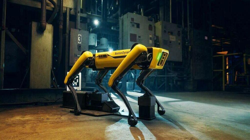 Robothunden Digidog fra Boston Dynamics har fått ny oppmerksomhet etter at den brukte overvåkingskameraer til å avdekke mulig fare i en antatt gisselsituasjon i New York.