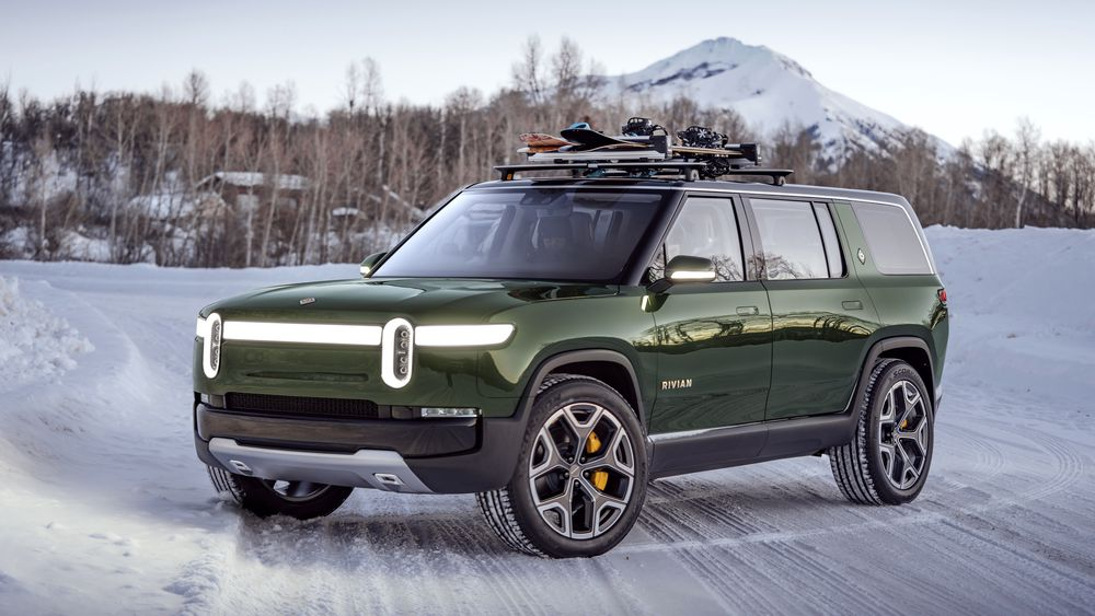 Rivia R1S er nykommerens første SUV.