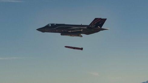 Bestiller missiler til F-35 for fire milliarder kroner