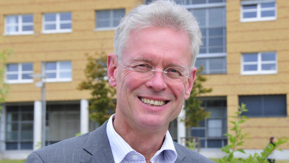 Dr. Andreas Greinacher har funnet behandling for pasienter rammet av blodpropp forårsaket av AstraZeneca-vaksinen.