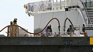 Fant«designutfordring» i Brims ventilasjonssystem – tar søsterskipet ut av drift