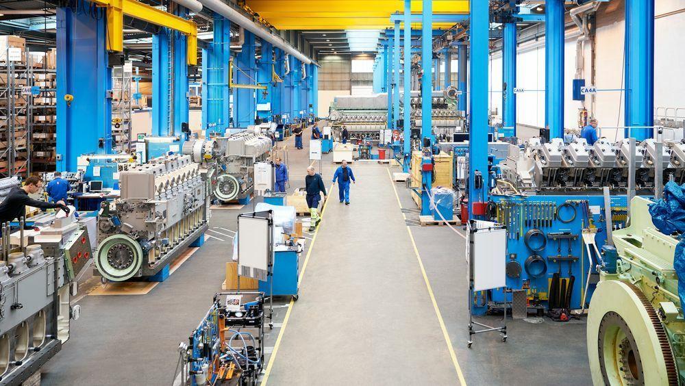 Stanser salget av Bergen Engines til russisk selskap