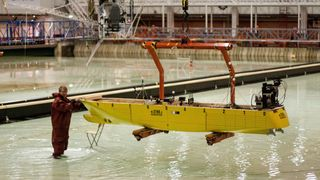 Om få år kan Norge igjen skryte av verdens mest moderne havromslaboratorier