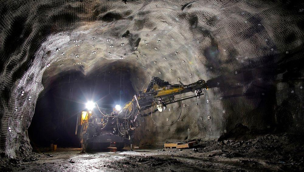 Det statseide, svenske gruve- og mineralselskapet LKAB har satt seg som mål å kutte alle utslipp fra gruvedriften innen 2045. Her fra gruvene i Malmberget.