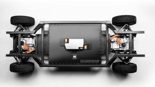 Chass-E er utviklet for å tilsvare det som i USA kalles klasse 3. Det er en klassifisering som betyr at den kan håndtere lette lastebiler med en vekt på opptil 6.350 kg.