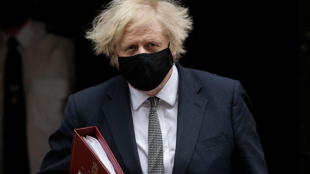 Statsminister Boris Johnsons regjering er vert for klimatoppmøtet COP26 senere i år. Onsdag presenterte regjeringen en plan som åpner for fortsatt utvinning av olje og gass i Nordsjøen.