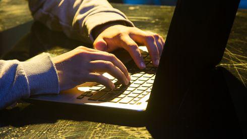 Datahacker i aksjon.