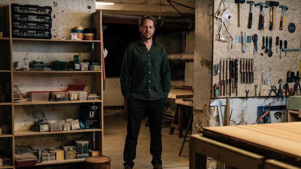 Jørgen Tycho er arkitekt og grunnlegger av Oslotre.