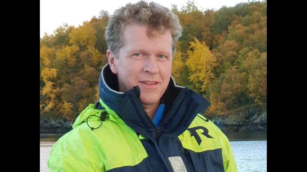 Veterinæren Arthur Lyngøy var helt sentral i utviklingen av et revolusjonerende nytt fiskefôr.