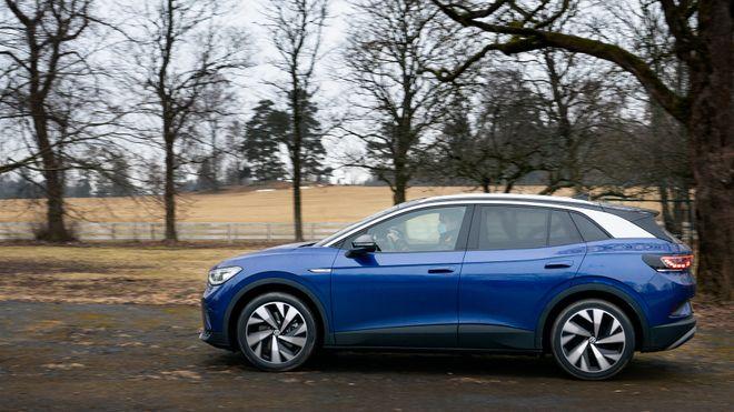 Sjekk ID4: Blir dette den nye folkebilen fra Volkswagen?