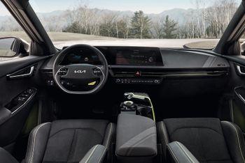 Kia EV6 GT.