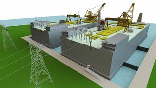Fjerdegenerasjons kjernekraftverk vil kunne bli opp til 100 ganger mer effektive enn dagens
