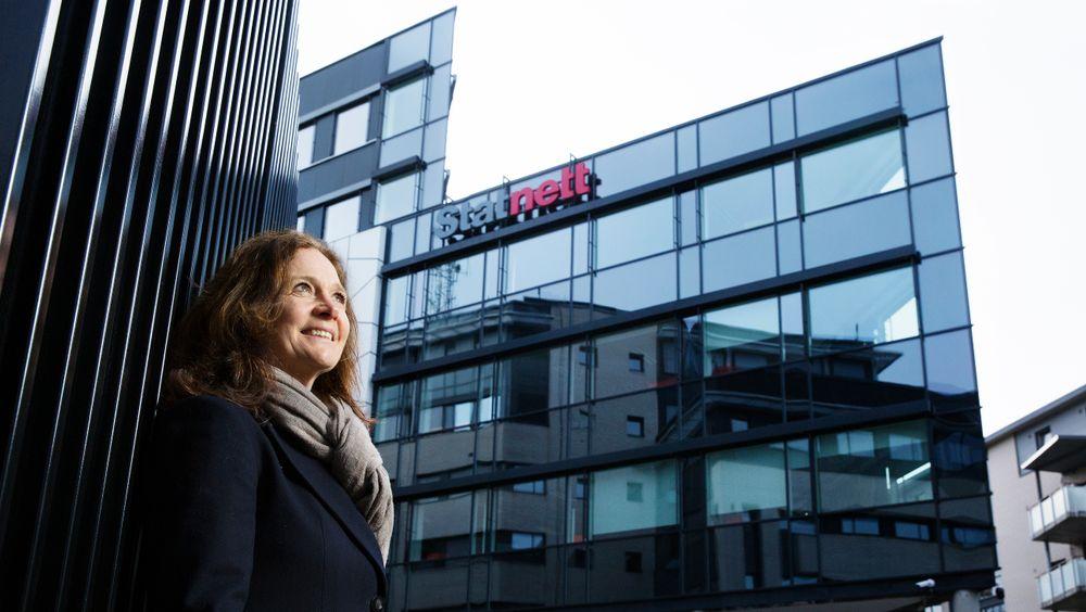 – Jeg var ikke så interessent i de praktiske fagene, jeg var mer matematisk orientert, sier Hilde Tonne om studietiden på petroleumsteknologi i Trondheim. Nå leder hun Statnetts 1.500 ansatte.