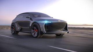 Den så langt ukjente batteripakken i Humbles modell «One» skal støttes av 7,4 kvadratmeter solceller på utsiden av bilen.