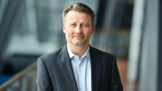 Jørgen C. Arentz Rostrup