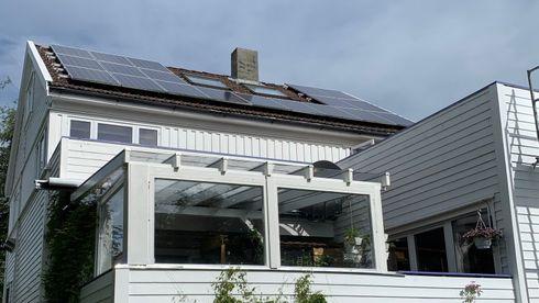 Solceller Stavanger trehusbyen fergus tait eiganes avslag mulkt hagen solcellepaneler byantikvaren kommunen windsholt dagny hausken