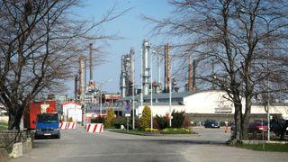 Esso: Vurderer å legge ned oljeraffineriet på Slagentangen