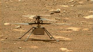 Se direkte fra kontrollsenteret: Mars-helikoptereter klart for takeoff