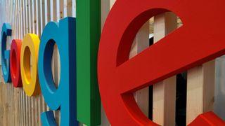 Googles logo.