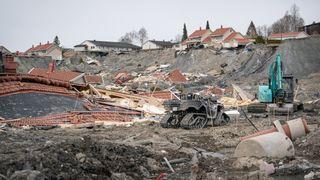 Se opptak: Ny rapport viser årsaken til Gjerdrum-skredet